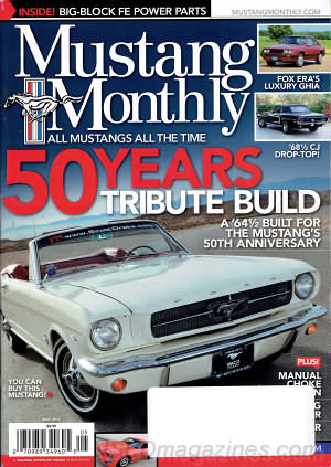 Mustang Monthly May 2014