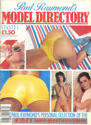 Model Directory (Mayfair) Volume 5 Number 2