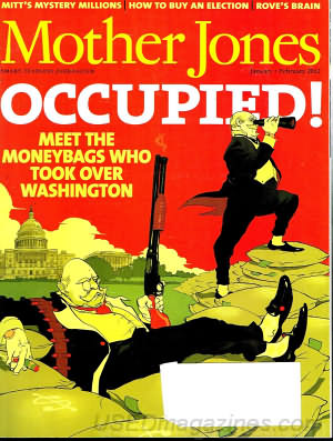 Mother Jones January/February 2012