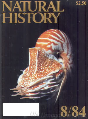 Natural History August 1984