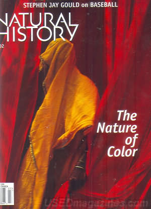 Natural History March 2002