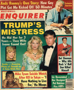 National Enquirer February 27, 1990