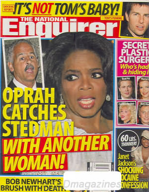 National Enquirer September 25, 2006