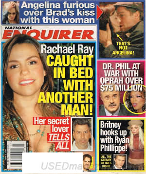 National Enquirer June 04, 2007