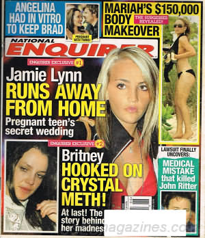 National Enquirer February 11, 2008