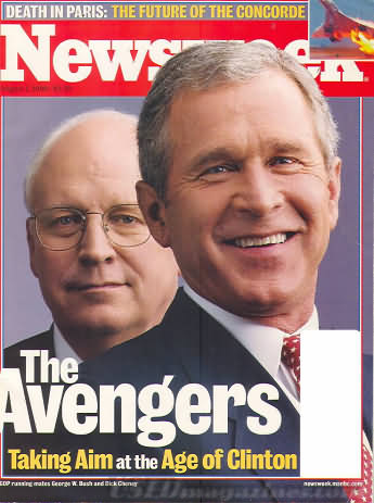 Newsweek August 07, 2000