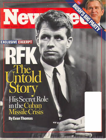 Newsweek August 14, 2000