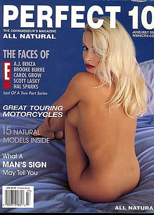 Perfect 10 (Ten) June/July 2000 (Volume 3 Number 2)