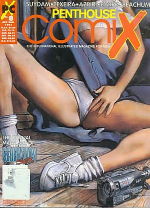 Penthouse Comix July/August 1995 (Number 8 )