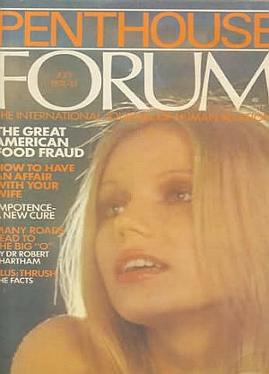 Penthouse Forum July 1974