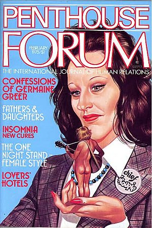 Penthouse Forum February 1975