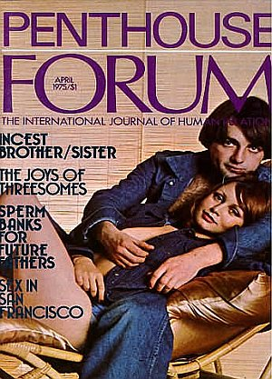 Penthouse Forum April 1975