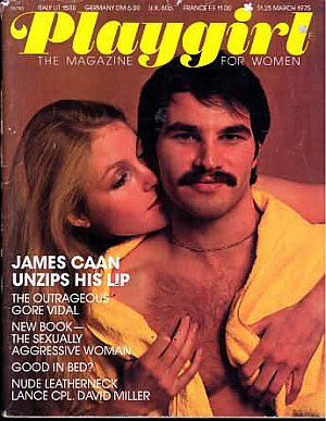 Playgirl March 1975