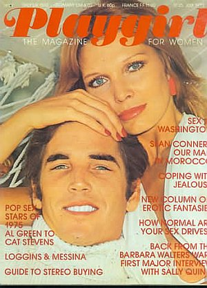 Playgirl July 1975