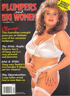 Plumpers and Big Women November 1993