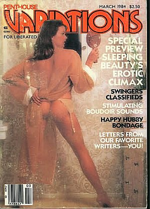 Penthouse Variations March 1984