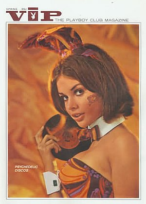 VIP (The Playboy Club Magazine) Spring 1969