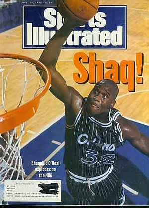 Sports Illustrated November 30, 1992