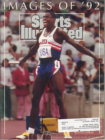 Sports Illustrated Double Issue December 28, 1992 - January 4, 1993