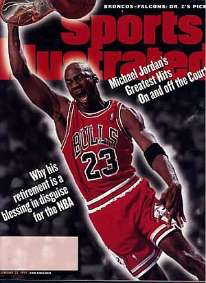 Sports Illustrated January 25, 1999