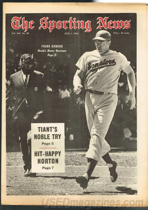 The Sporting News June 01, 1968