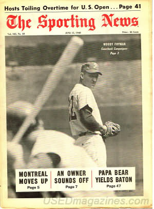 The Sporting News June 15, 1968