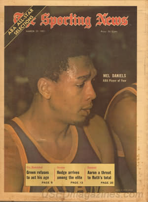 The Sporting News March 27, 1971