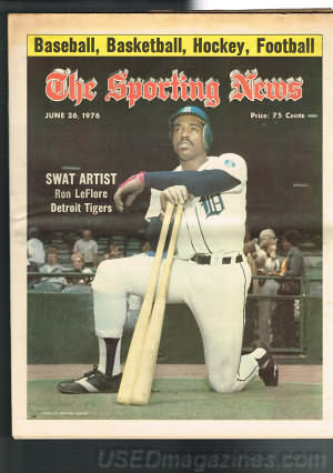 The Sporting News June 26, 1976