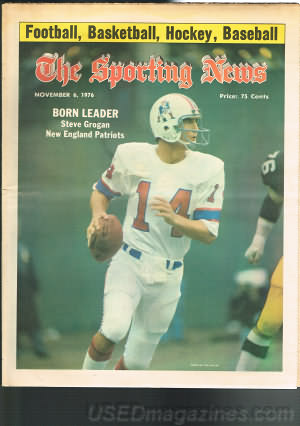 The Sporting News November 06, 1976