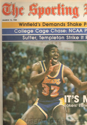 Sporting News March 15, 1980