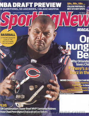 Sporting News June 22, 2009