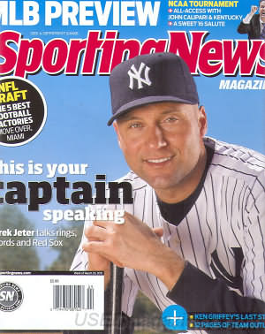 Sporting News March 29, 2010