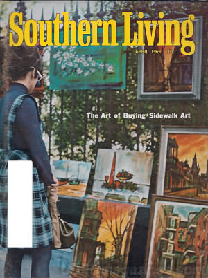 Southern Living April 1969