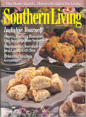 Southern Living February 1997