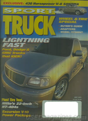 Sport Truck May 2001