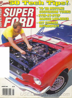 Super Ford January 1989