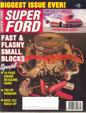 Super Ford July 1989
