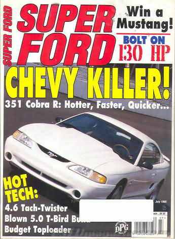 Super Ford July 1995