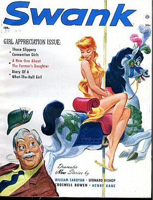 Swank February 1957 Volume 4 Number 1