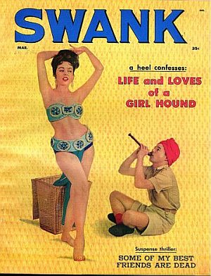 Swank March 1958 Volume 5 Number 2