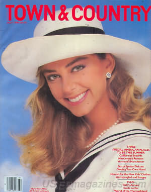 Town & Country July 1986