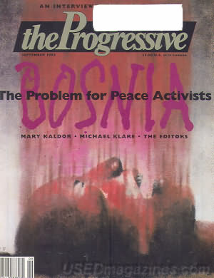the Progressive September 1995