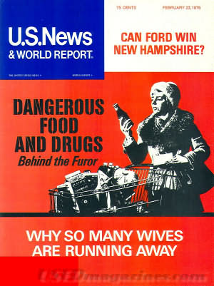 U.S. News & World Report February 23, 1976