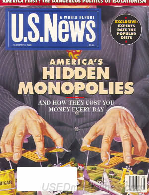 U.S. News & World Report February 03, 1992
