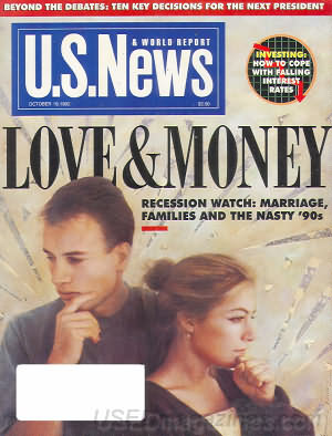 U.S. News & World Report October 19, 1992