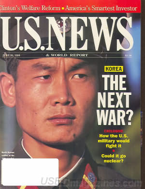 U.S. News & World Report June 20, 1994