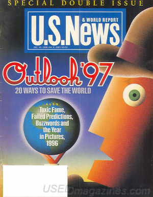 U.S. News & World Report December 30, 1996