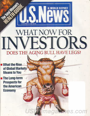 U.S. News & World Report November 10, 1997