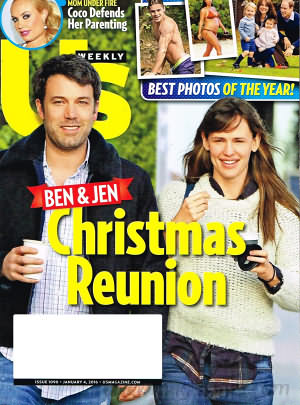 US Weekly January 04, 2016