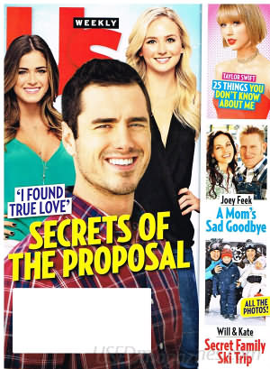 US Weekly March 21, 2016
